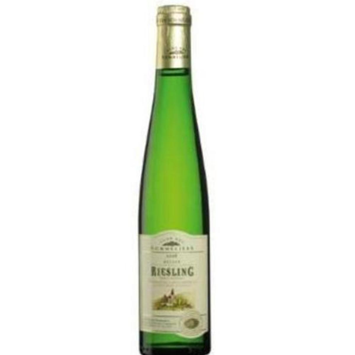 Direct from France - Alsace Riesling Wine Club Des Sommeliers (375ml)