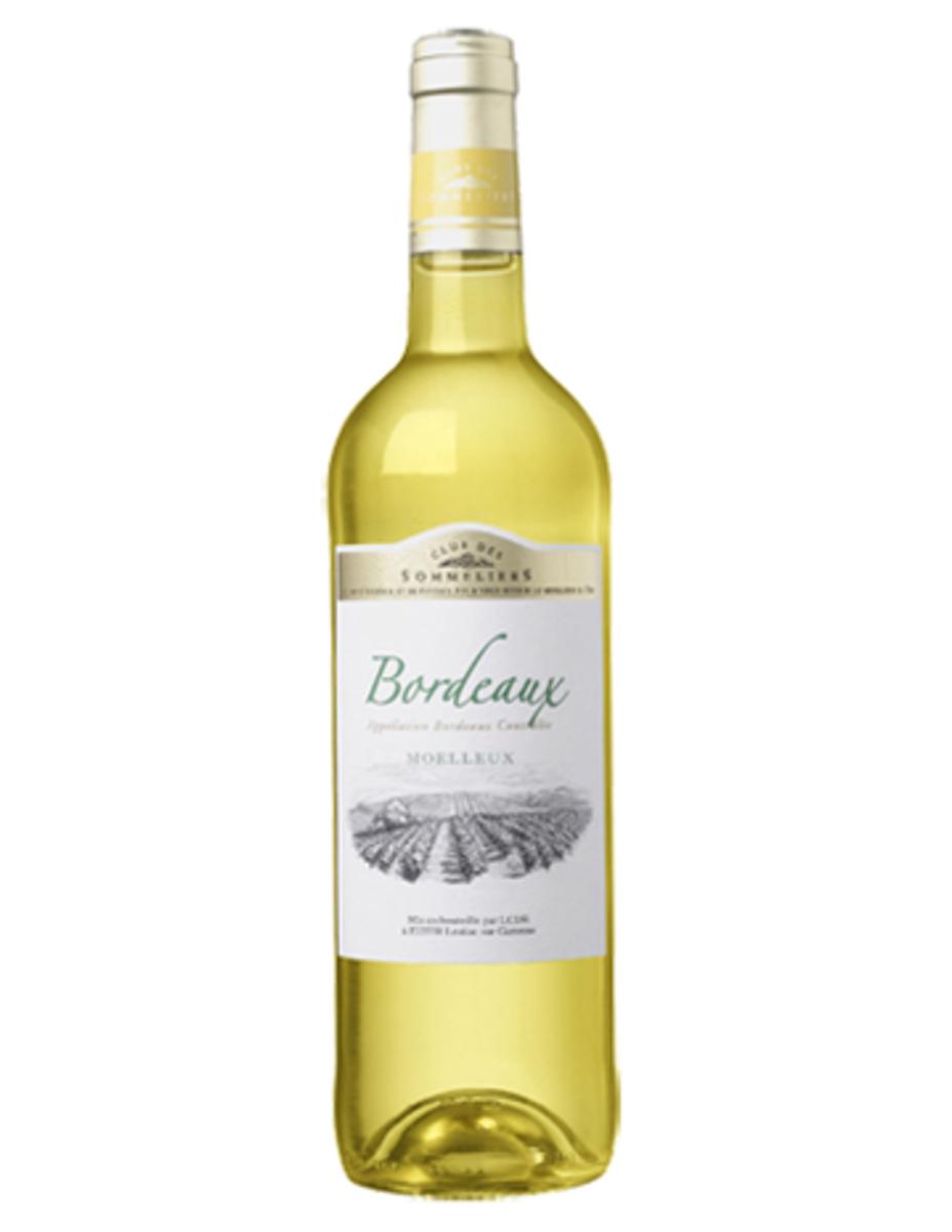 法國直送 - Bordeaux Soft White Wine Club Des Sommeliers (750ml)