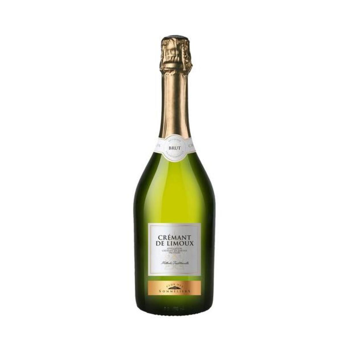 法國直送 - Cremant Limoux Brut White Club Des Sommeliers (750ml)