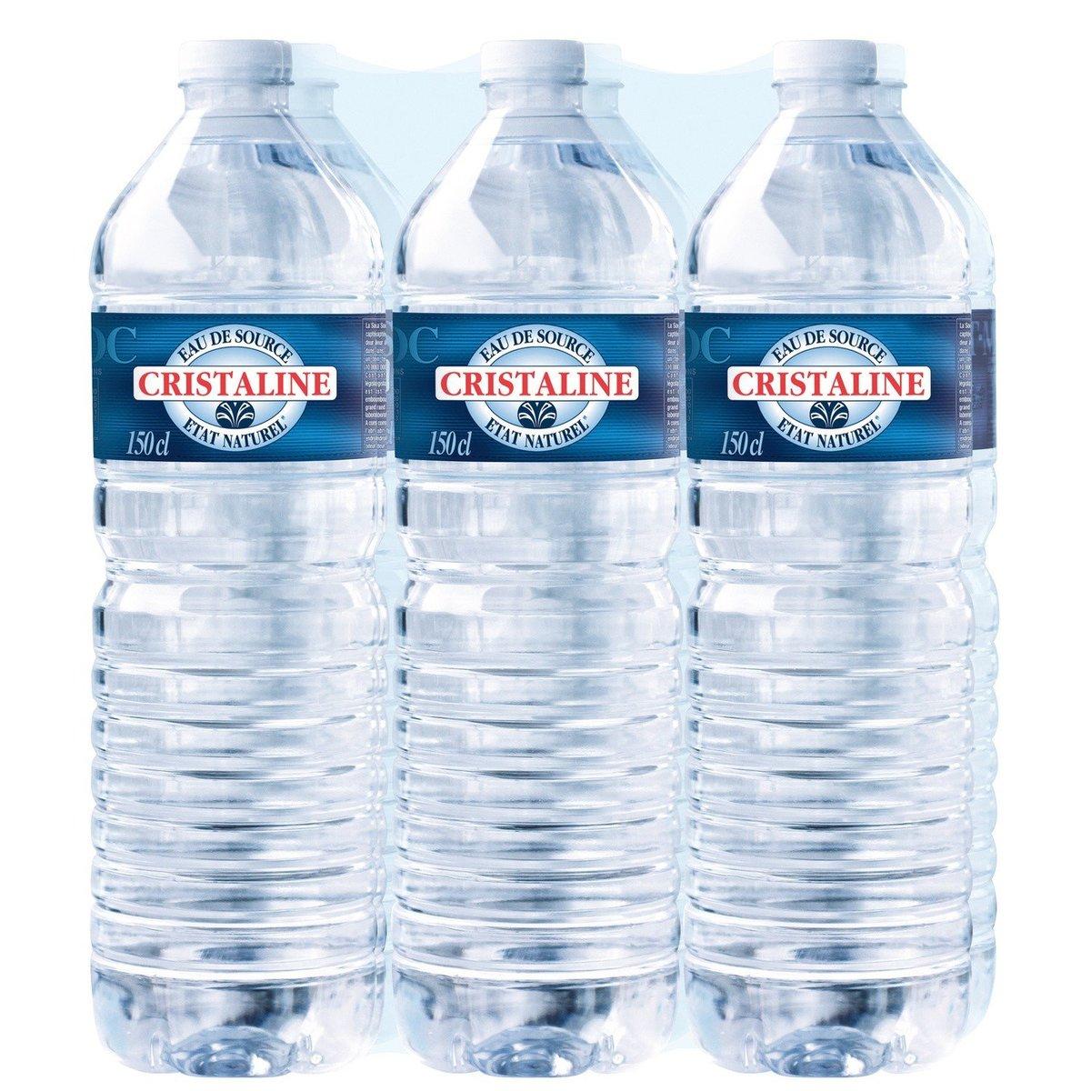 CRISTALINE - Still Water - 6x1.5L