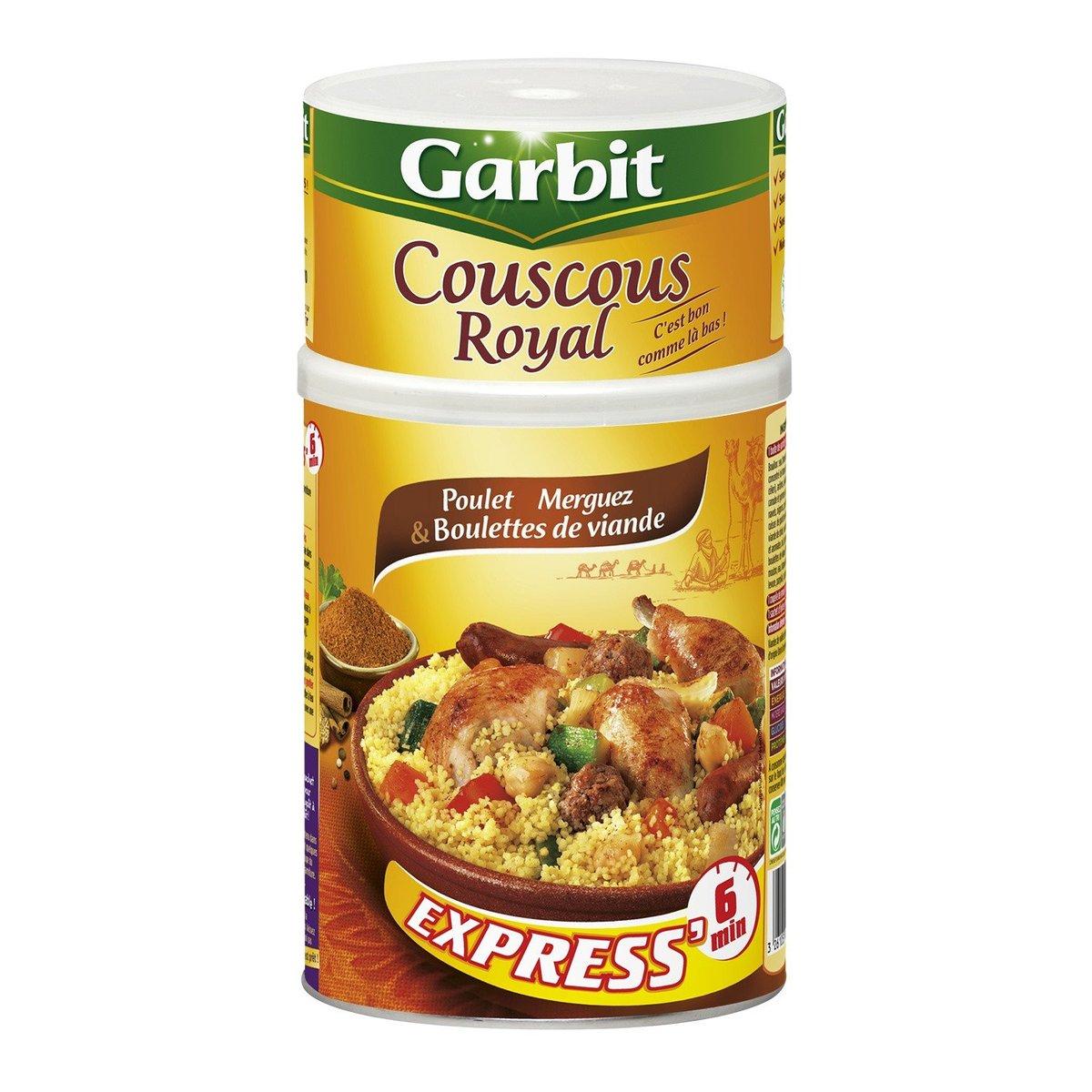 GARBIT - Express Meal Chicken Couscous - 1250g