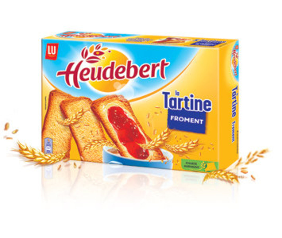 Direct from France - Individual packed biscuits (325g)