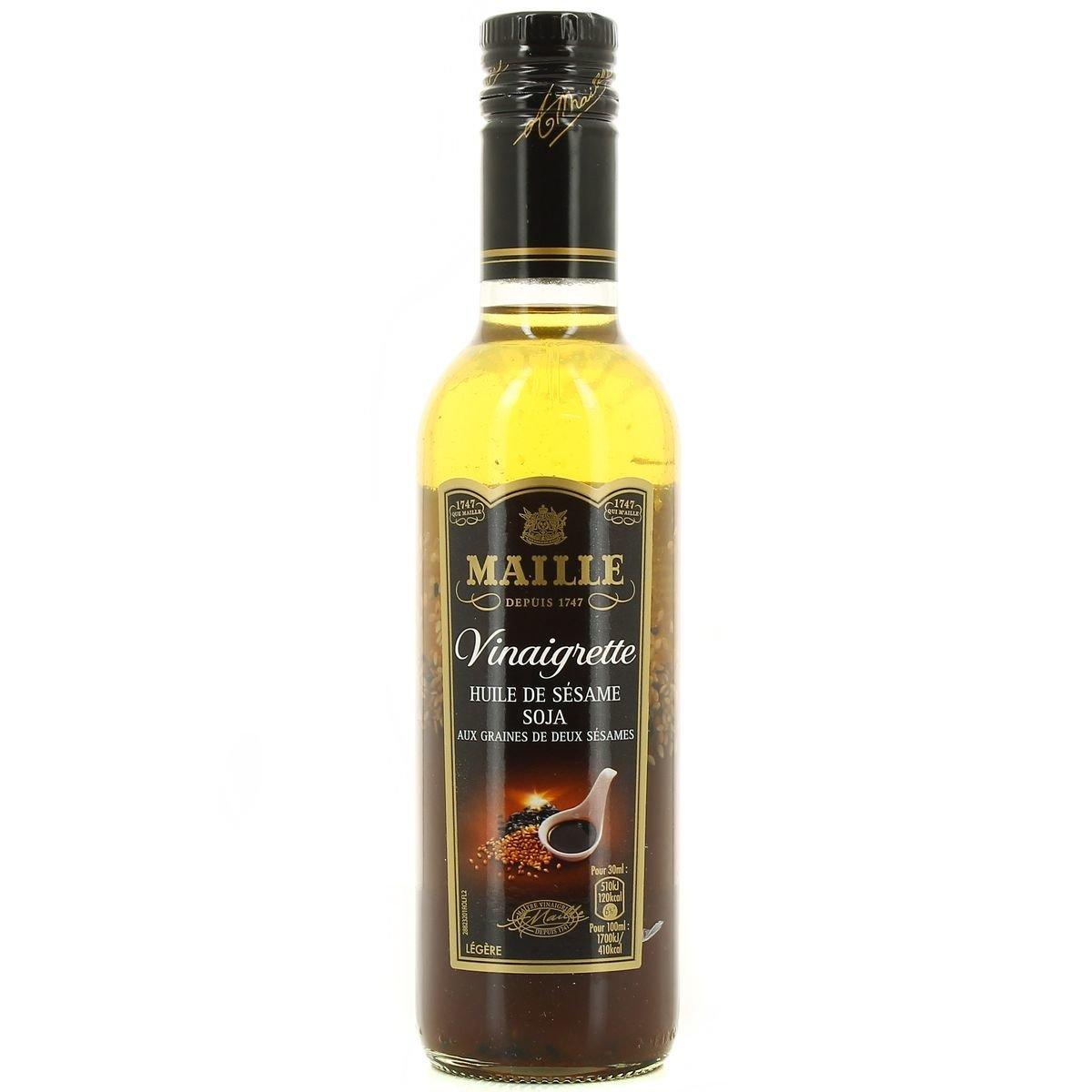 MAILLE - Light Sesame & Soybean Vinegar - 360ml