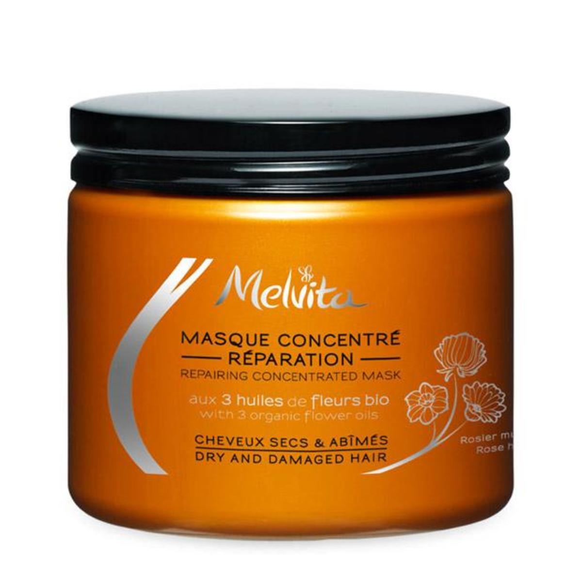 法國直送 - 植物油複方修護髮膜 175ml