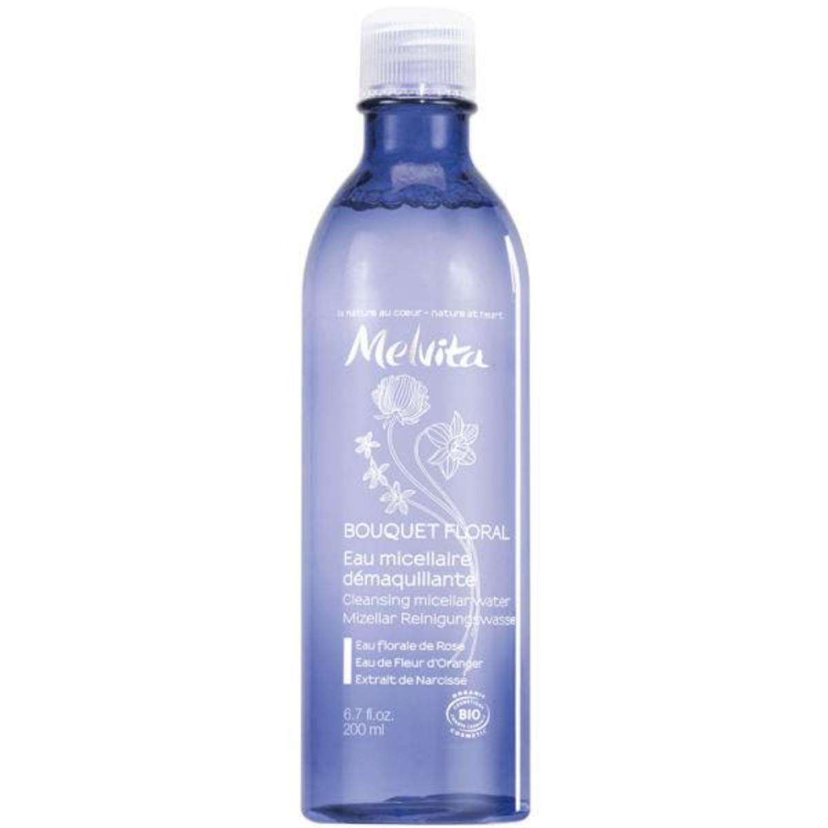 法國直送 - MELVITA - 有機花粹清新淨膚水 - 200ml