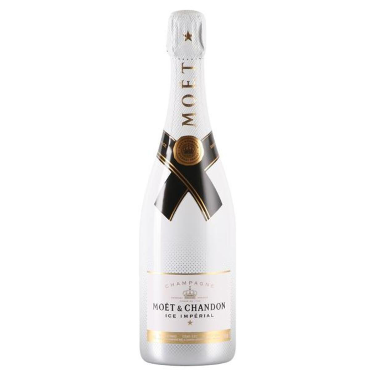 Direct from France - Moet & Chandon Ice Imperial Champagne 750ml