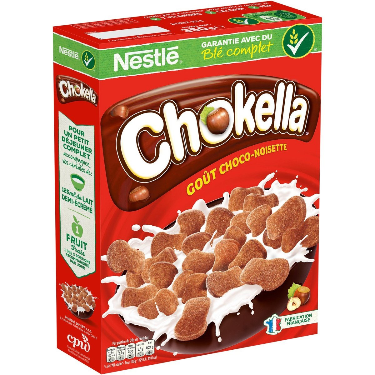 NESTLE - Chokella Chocolate Cereals - 350g