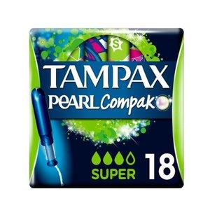 康德萊寶 法國直送 - TAMPAX - 衛生棉條連導管- -大流量 - 18支