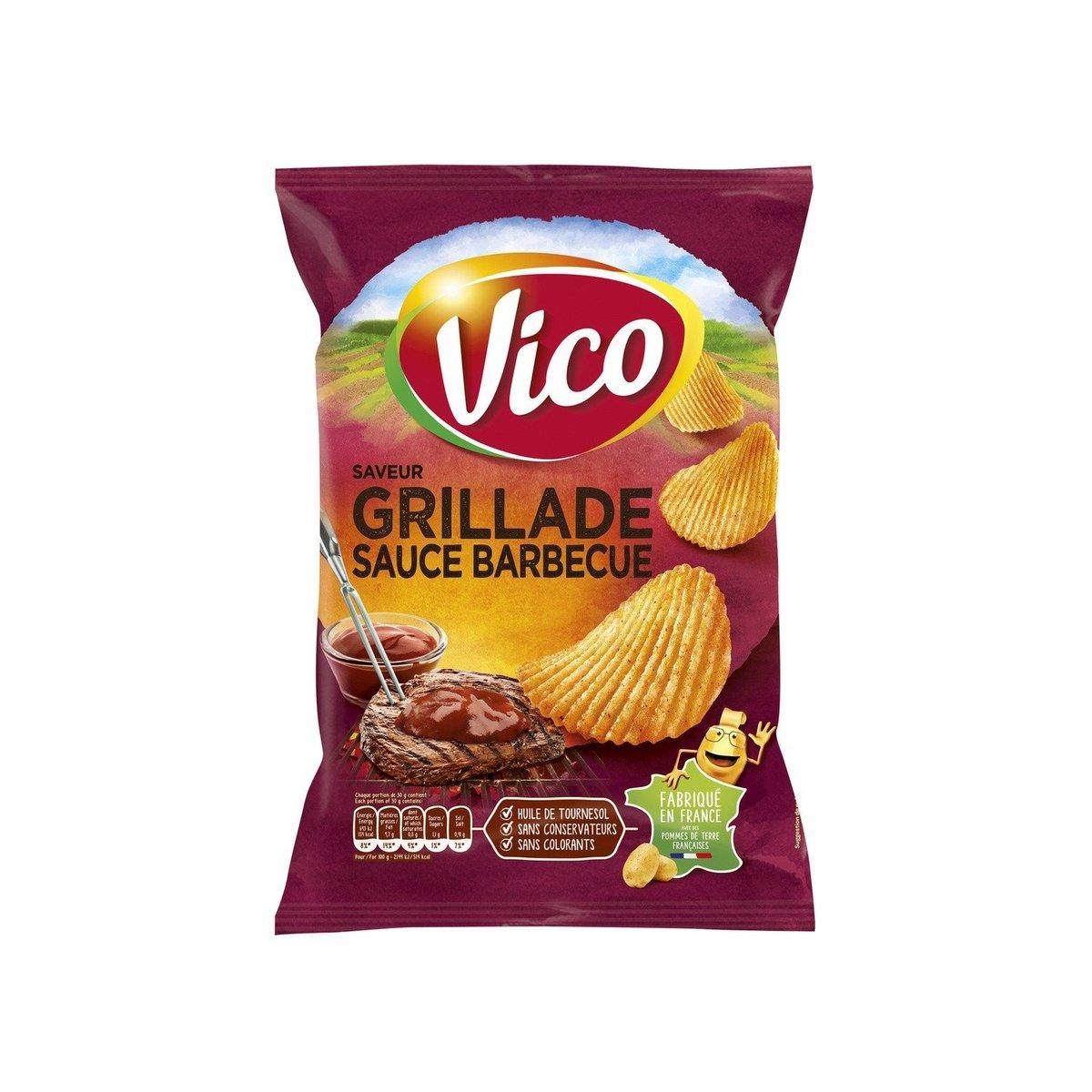 法國直送 - VICO - 燒烤味薯片 - 120g