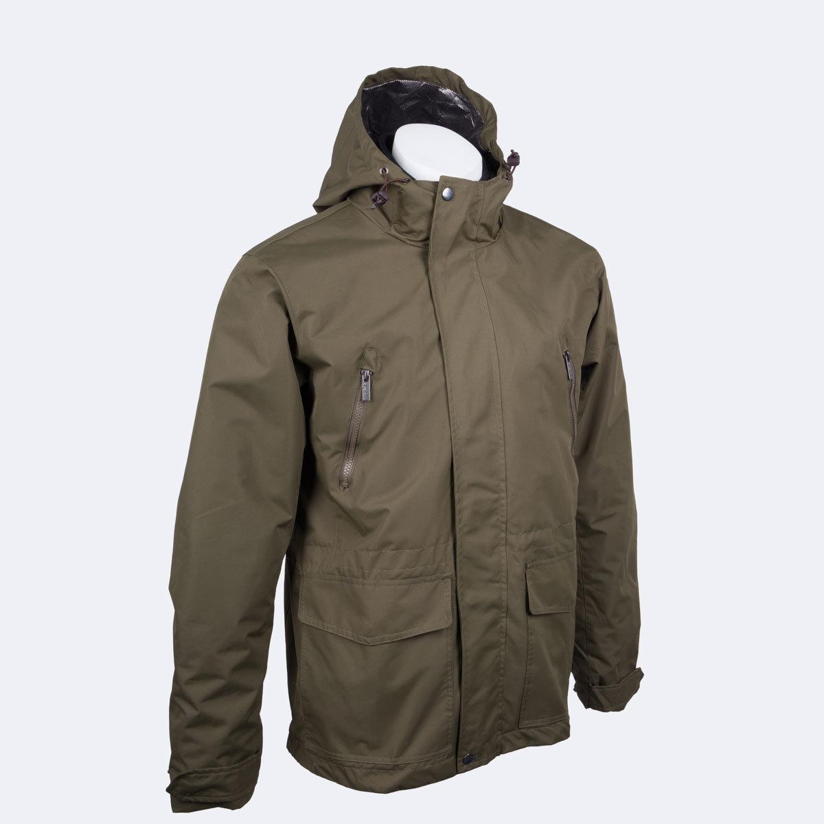 Men's 2 in 1 Fleece Jacket [Mountain Green] (EPIJ1835M-32)