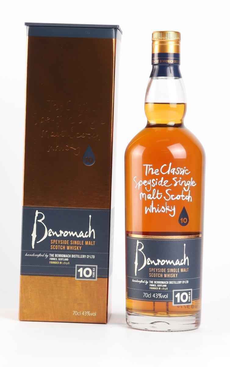Benromach 10 y.o. 威士忌