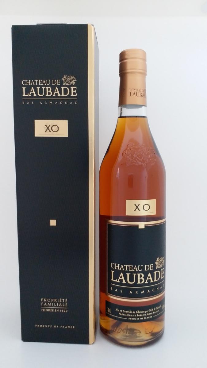 Chateau Laubade Armagnac XO