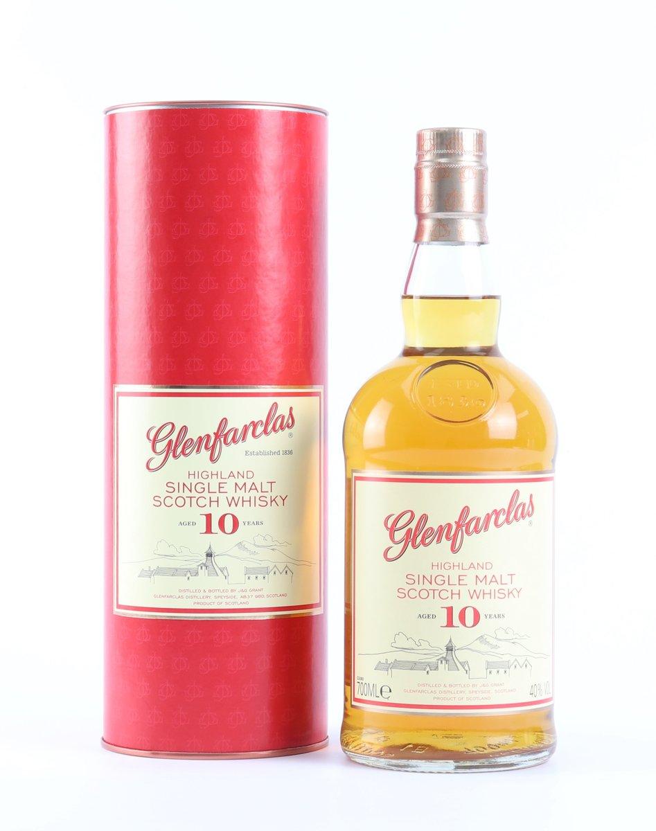Glenfarclas  10 y.o.  格蘭花格 10年 威士忌
