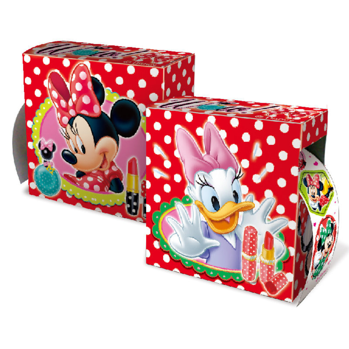 Sticker boxes [Licensed by Disney]