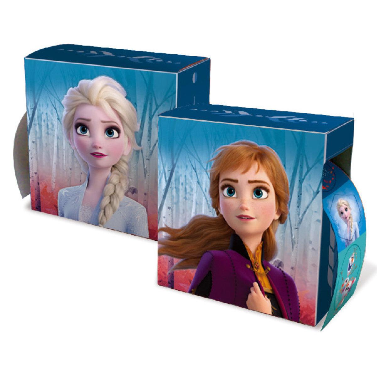 魔雪奇緣2 - 盒裝貼紙 [迪士尼許可產品]