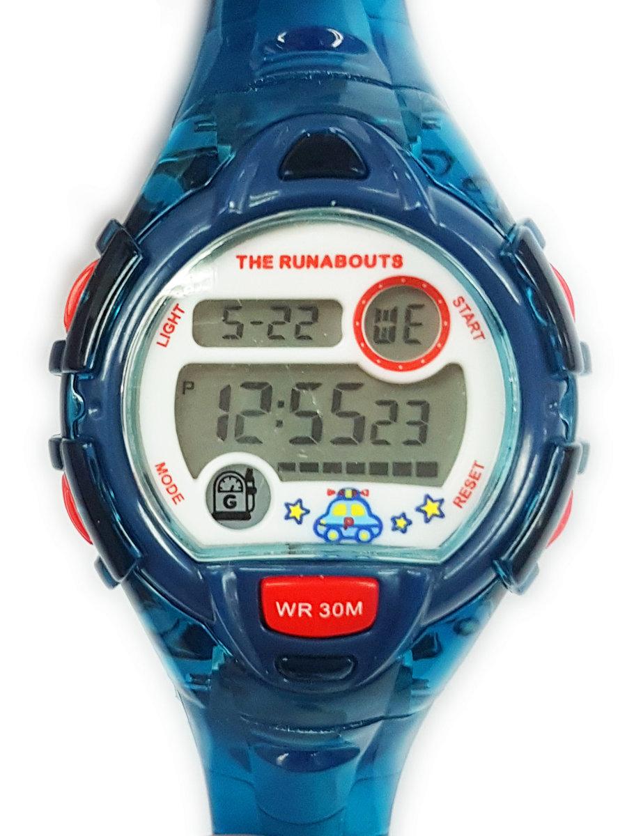SANRIO - The Runabluts digital watch (Blue)
