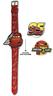 廸士尼-反斗車王-3合1換面蓋兒童手錶 (迪士尼許可產品)
