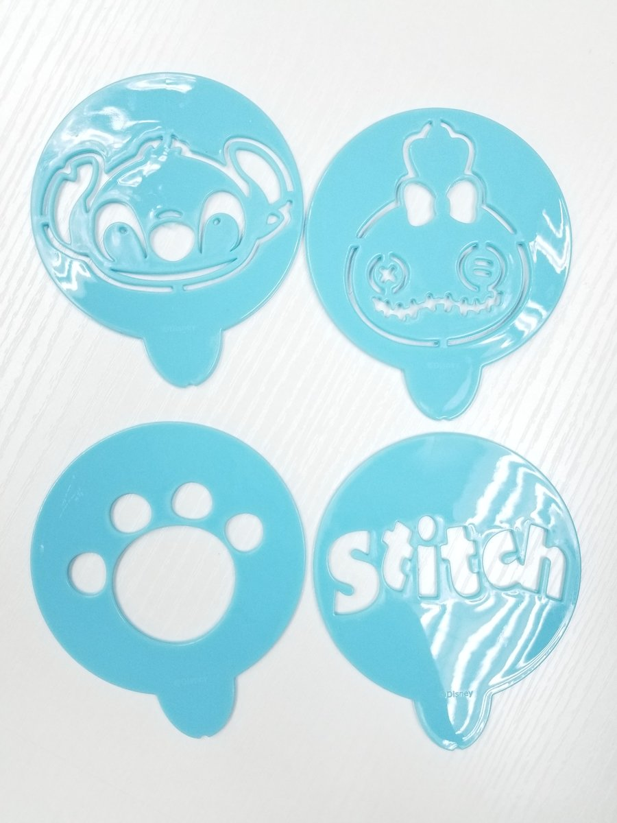 Disney - Stitch - 糖粉篩 [4 pack] (Licensed by Disney)