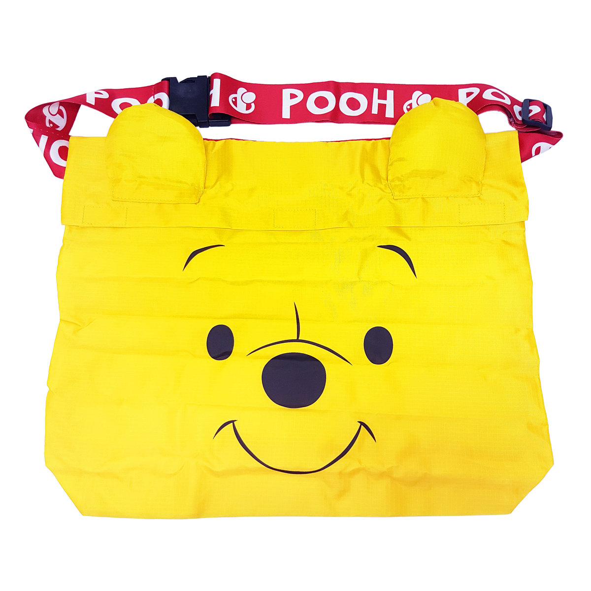 DISNEY - Dual-use travel Luggage belt with  crossbody bag - Winnie The Pooh (Licensed by Disney)
