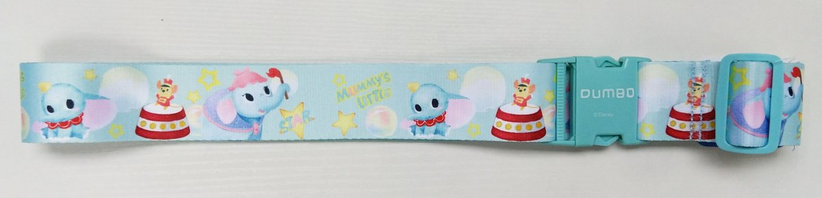 DISNEY - Travel Luggage Strap - Dumbo (Licensed by Disney)