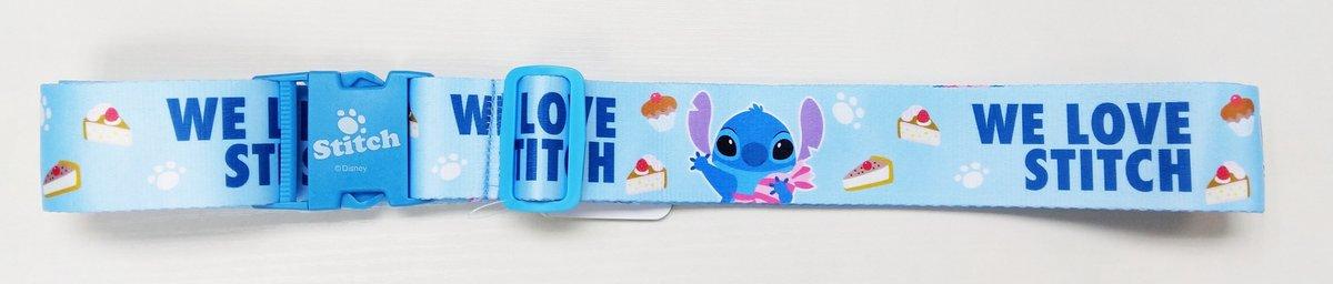 DISNEY - Travel Luggage Strap - Lilo & Stitch (Licensed by Disney)