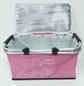 廸士尼-保溫保冷野餐籃-粉紅色(小熊維尼) (迪士尼許可產品)