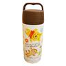 迪士尼-不銹鋼真空保温瓶 (350ml/小熊維尼) (迪士尼許可產品)