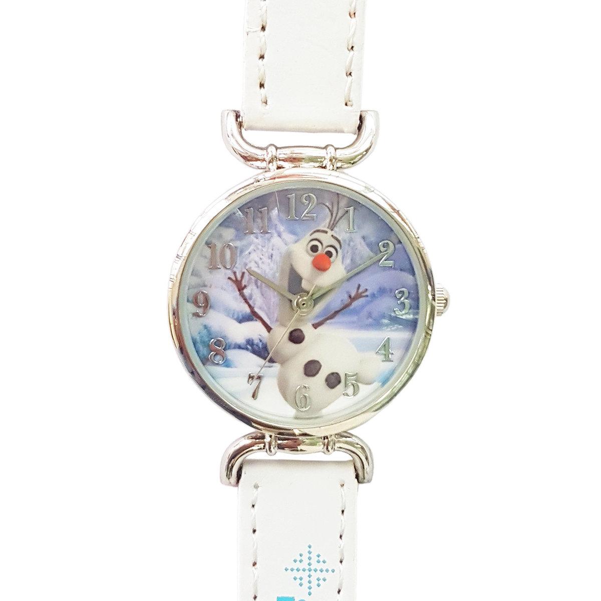 魔雪奇緣FROZEN - DISNEY 迪士尼手錶 - 白色 (迪士尼許可產品)
