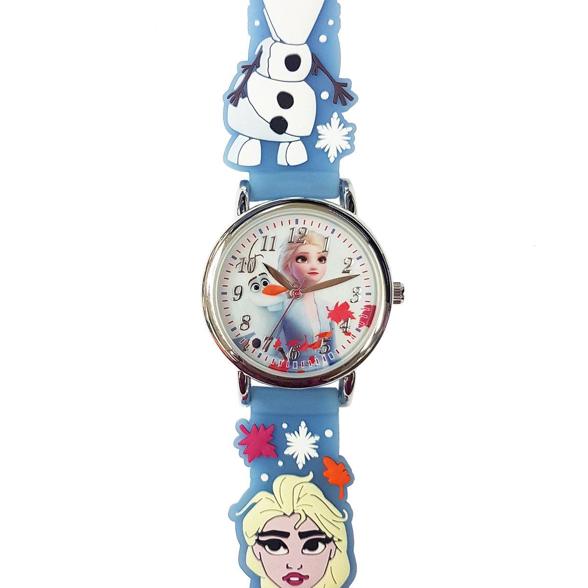 DISNEY FROZEN 2 - Luminous watch wrist watch - Elsa/Olaf (Licensed by Disney)