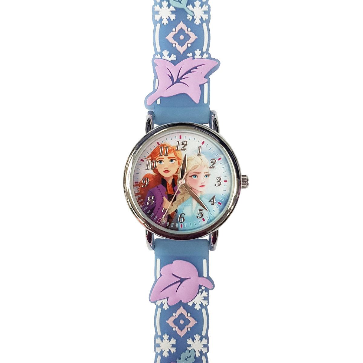 DISNEY FROZEN 2 - Luminous watch wrist watch - Elsa/Anna (Licensed by Disney)
