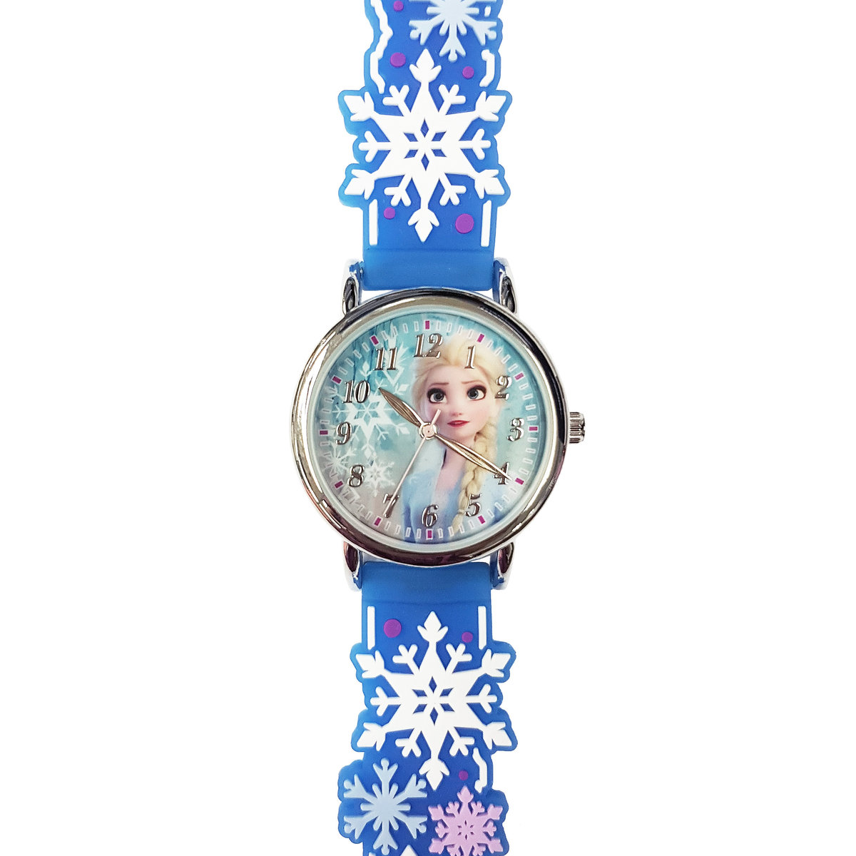 DISNEY FROZEN 2 - Luminous watch wrist watch - Elsa(Licensed by Disney)