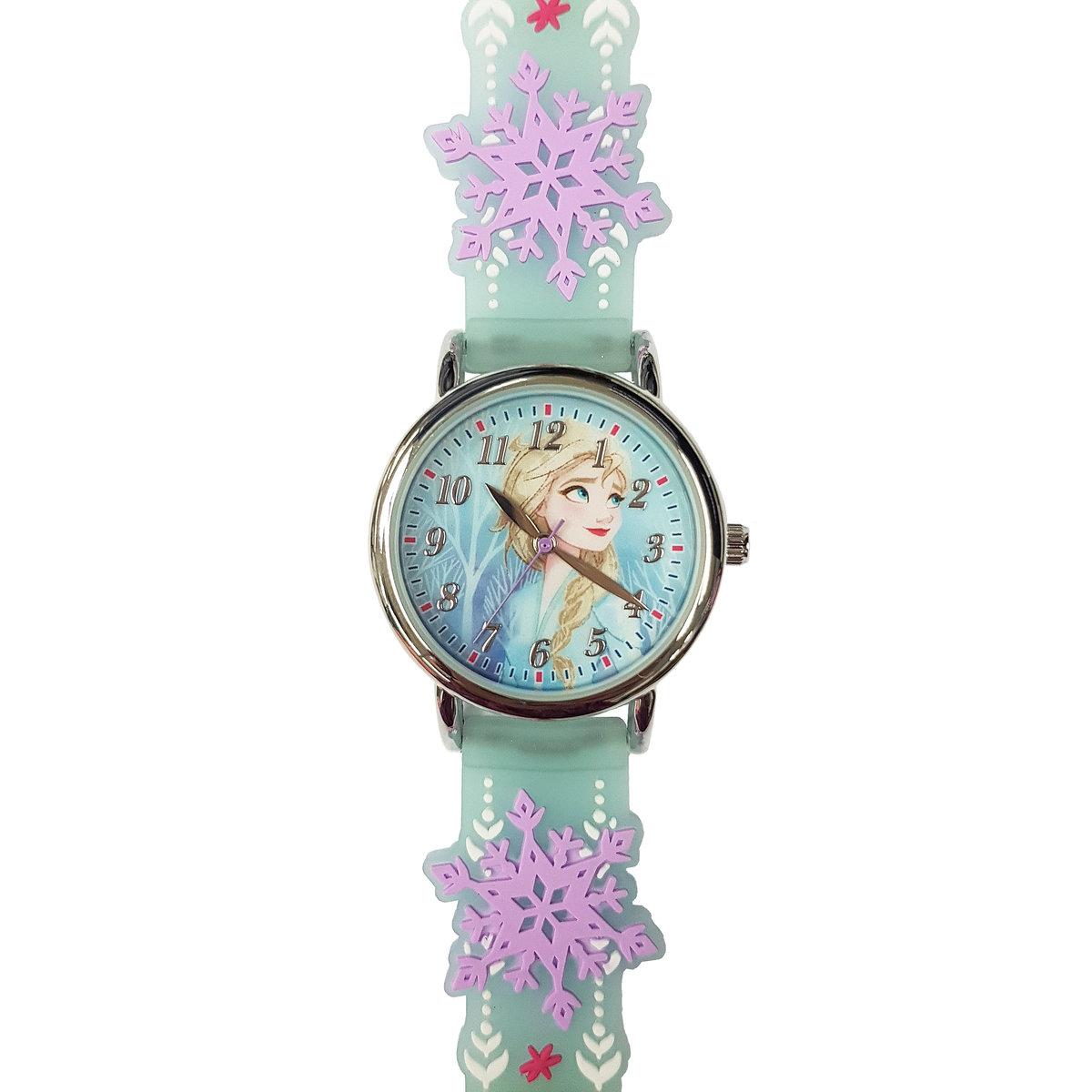 DISNEY FROZEN 2 - Luminous watch wrist watch - Elsa (Licensed by Disney)