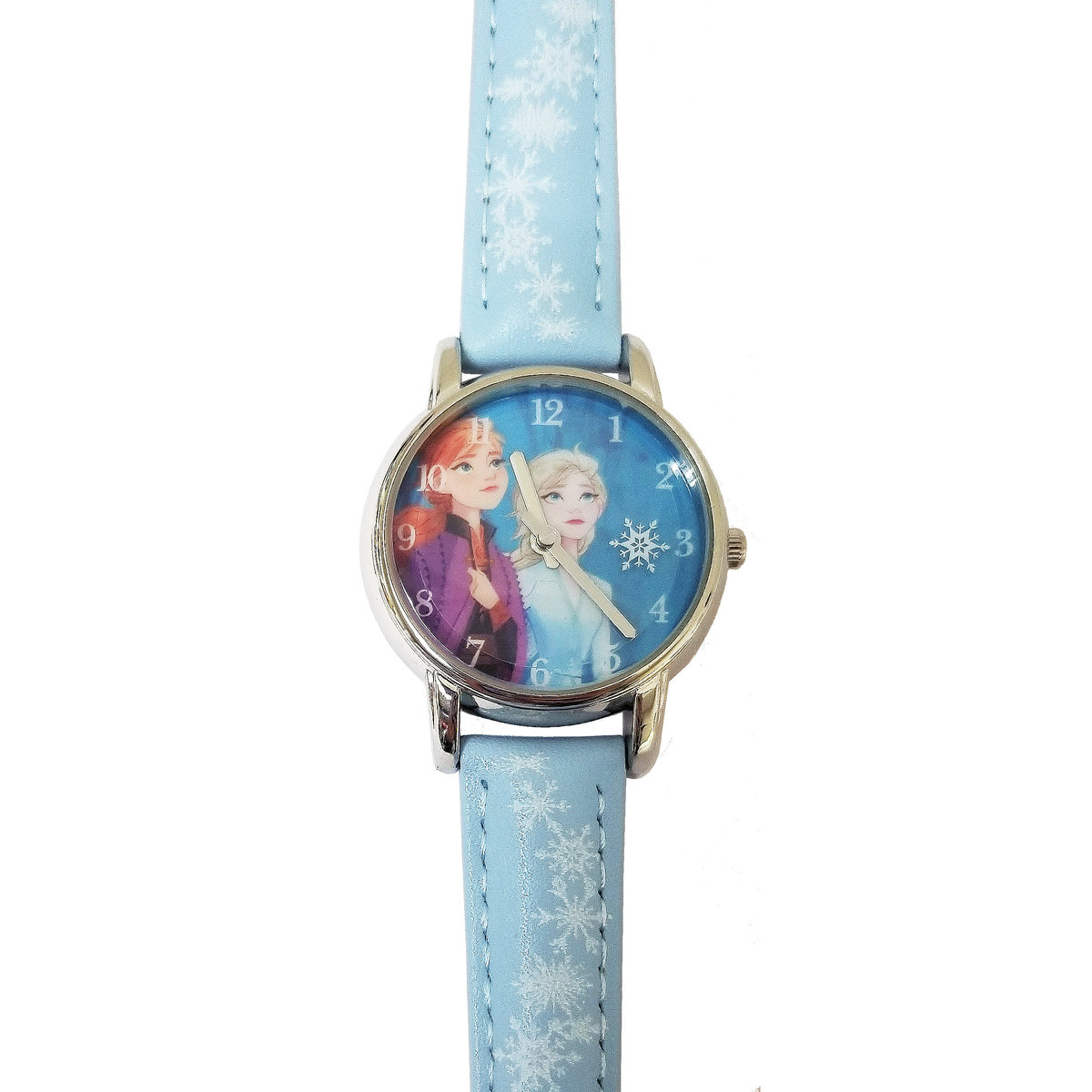 DISNEY FROZEN 2 - Moving disc wrist watch - Elsa/Anna (Licensed by Disney)
