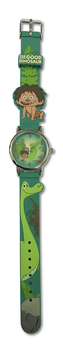 DISNEY-THE GOOD DINOSAUR 4D WATCH (Licensed by Disney)
