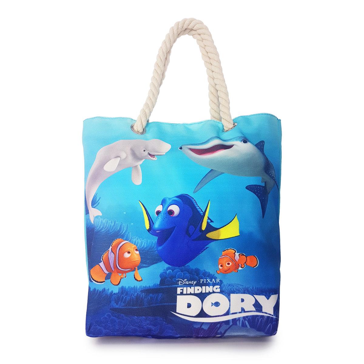 DISNEY - FINDING DORY TOTE BAG (38X33CM) (Licensed by Disney)