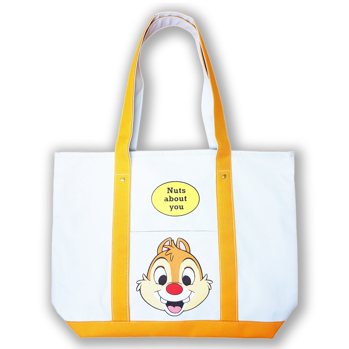 Disney - Chip n Dale (Dale) Canvas Bag (Licensed by Disney)