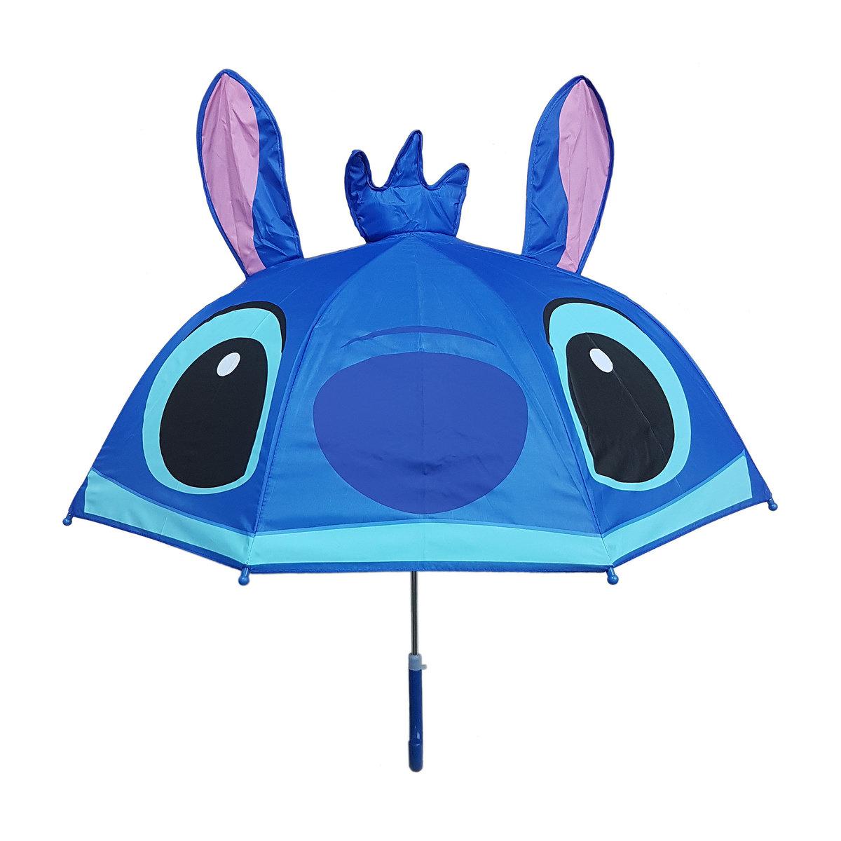 Disney - Disney - 3D umbrella (Stitch) (Licensed by Disney)