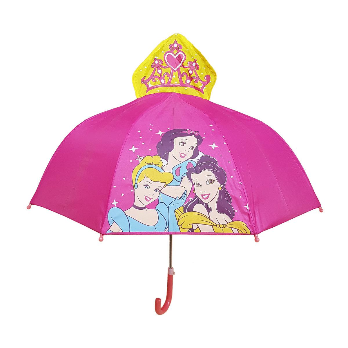 Disney - 迪士尼-雨傘 (公主) (迪士尼許可產品)