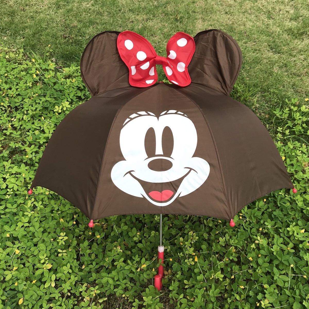 迪士尼-雨傘 (Minnie Mouse) (迪士尼許可產品)