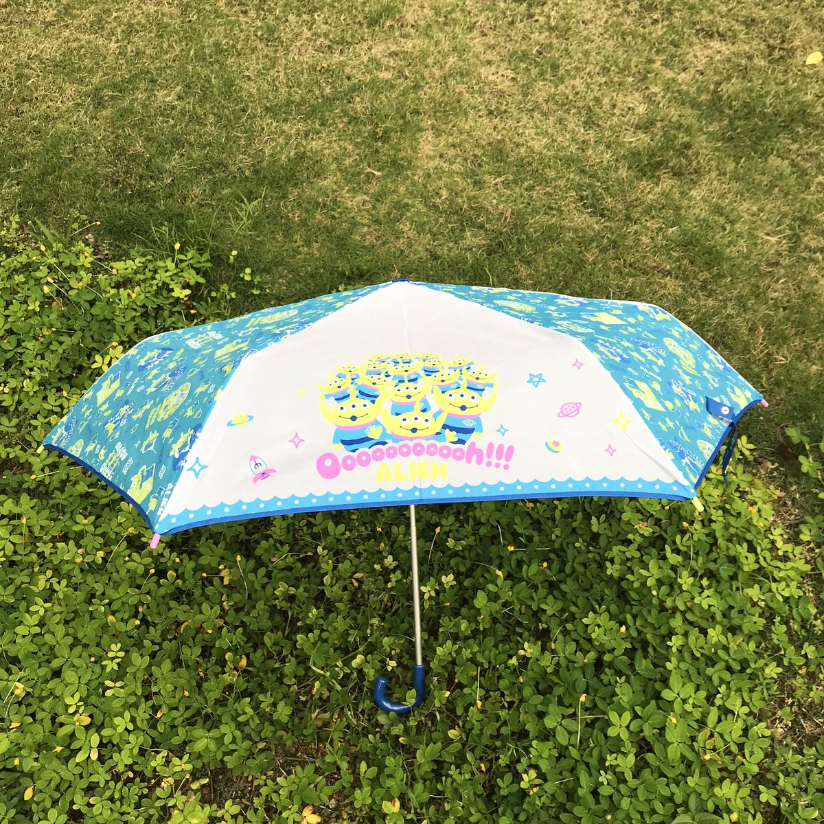 Disney - folding umbrella (Toy Story - Alien) (Licensed by Disney)