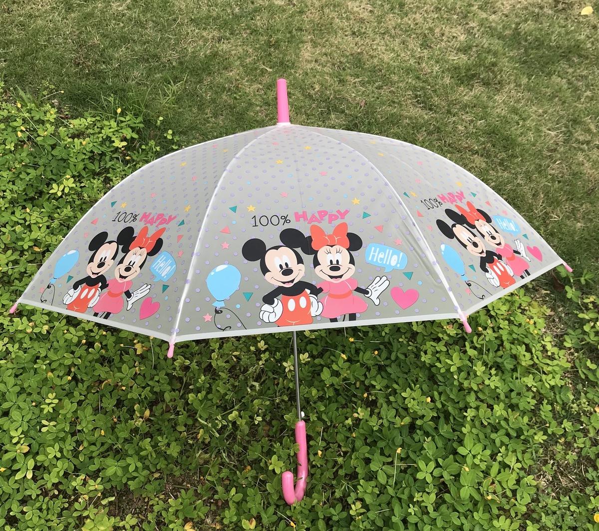 迪士尼-雨傘 (Mickey & Minnie) (迪士尼許可產品)