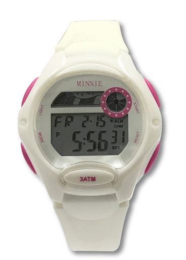DISNEY-MICKEY MOUSE DIGITAL WATCH (Licensed by Disney)