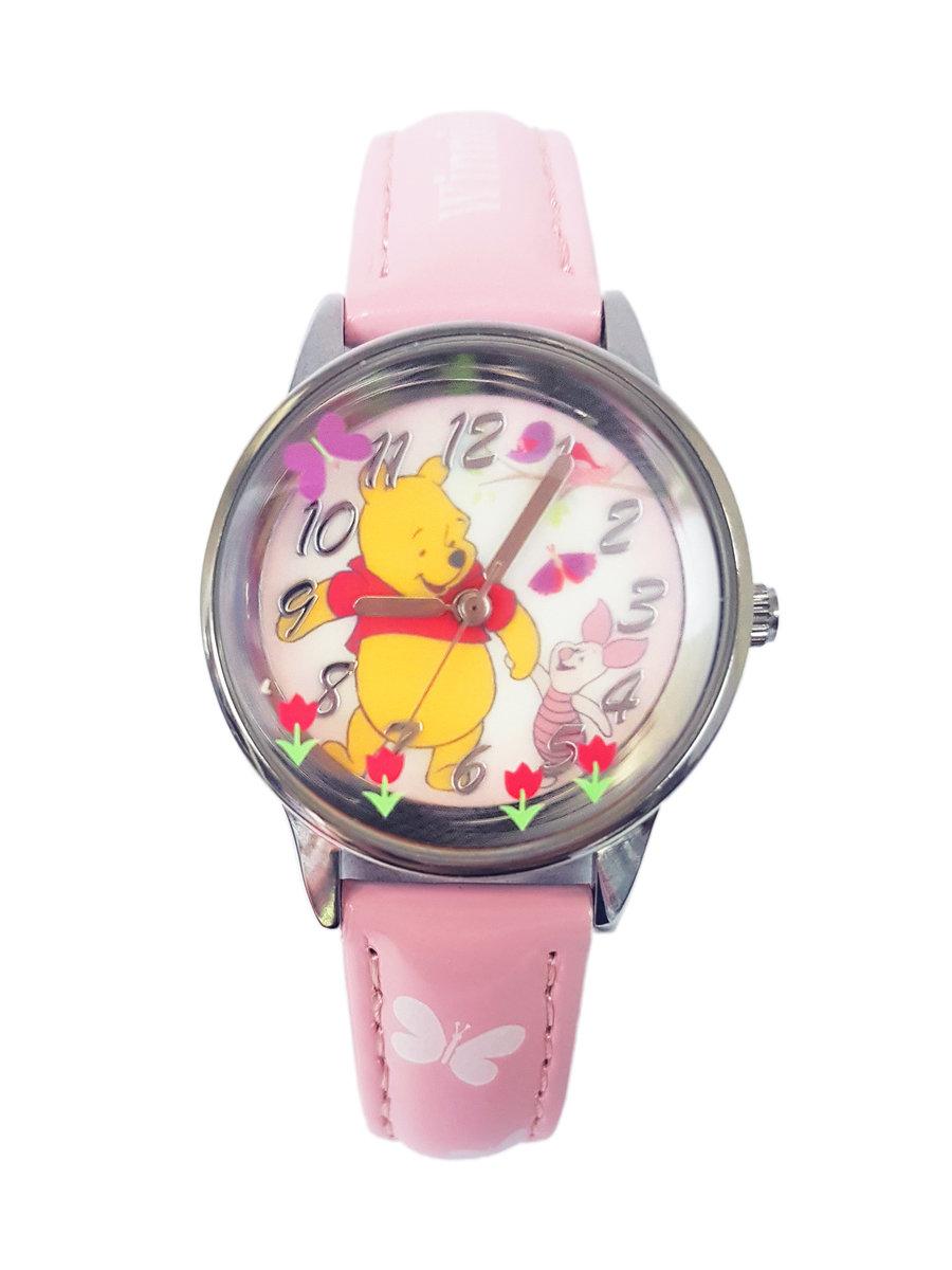 廸士尼-小熊維尼圖案小童手錶 (迪士尼許可產品)