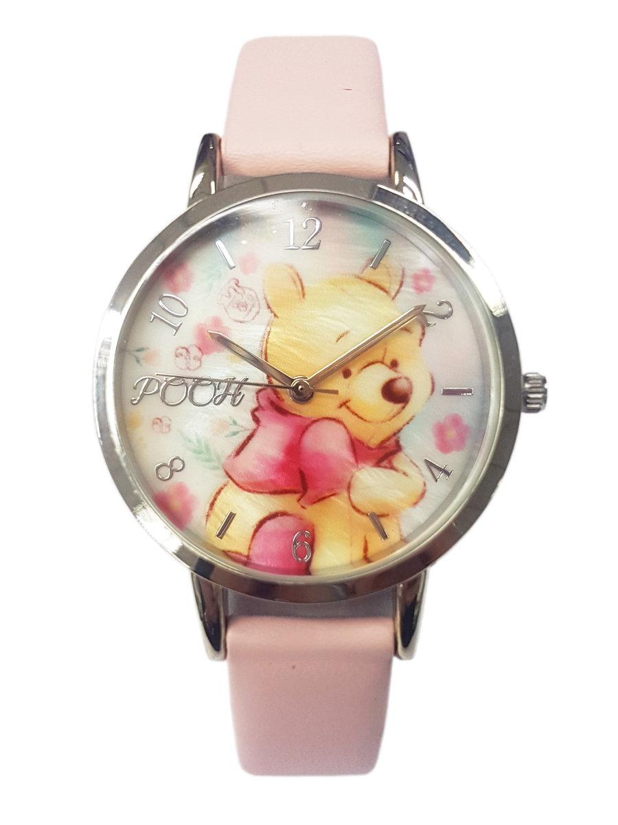 廸士尼-小熊維尼圖案手錶 (迪士尼許可產品)