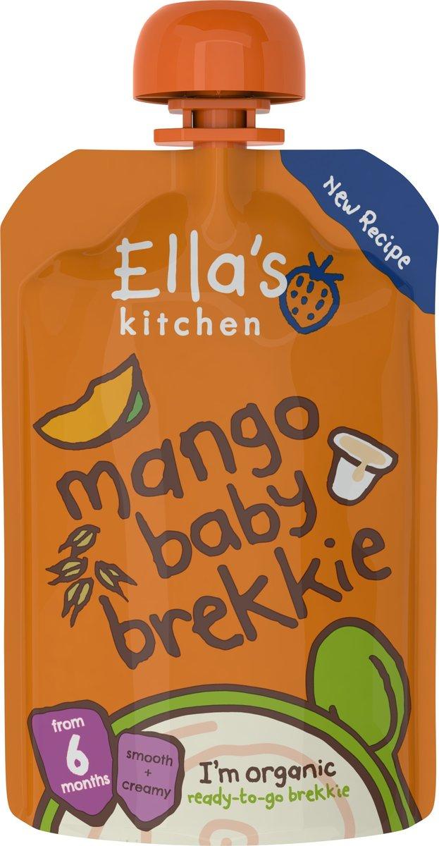 Ella's Kitchen - Mango Baby Brekkie - (Expiry Date: 30 Jan 2021)
