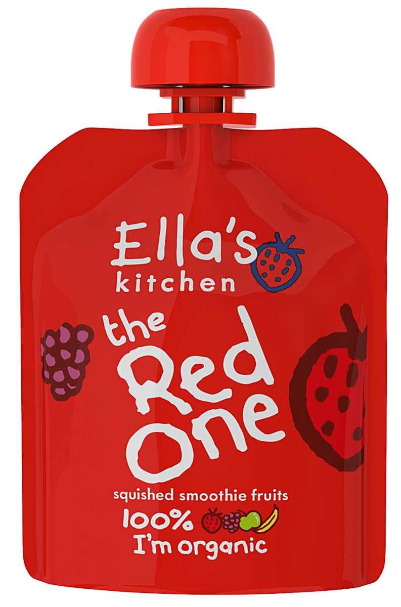 The Red One Smoothie Fruit Singles (Expiry Date:30 Oct, 2020)