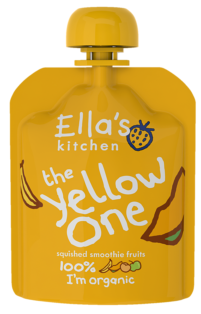 The Yellow One Smoothie Fruit Singles  (Expiry Date:30 Oct 2020)