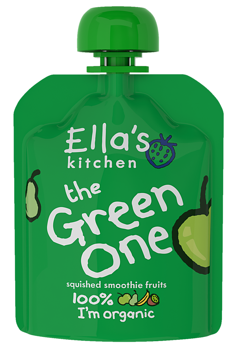 The Green One Smoothie Fruit Singles  (Expiry Date:30 Oct 2020)