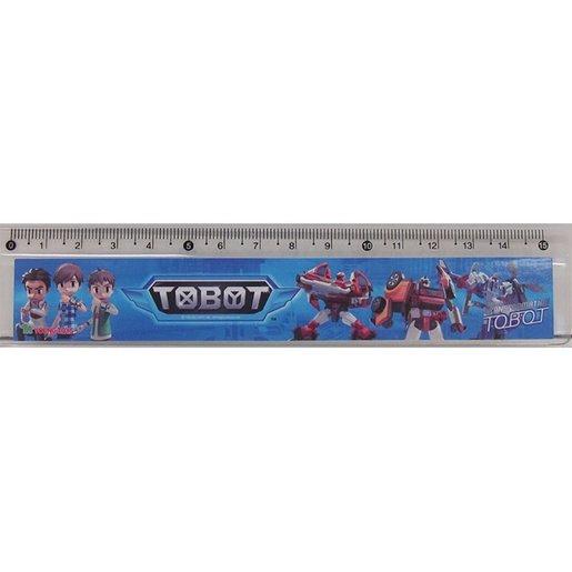 [贈品] Tobot (機器戰士)間尺
