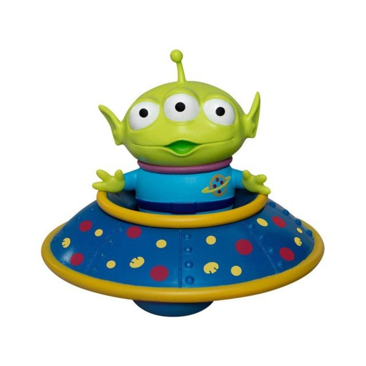 MEA-002SP Toy Story Alien & UFO [Licensed by Disney]